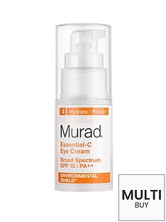 murad-free-gift-essential-c-eye-cream-spf15-15mlnbspamp-free-murad-age-reform-exfoliating-cleanser-200ml