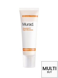 murad-environmental-shield-essential-c-night-moisture-50mlnbspamp-free-murad-peel-polish-amp-plump-gift-set