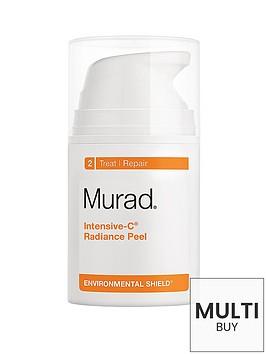 murad-free-gift-nbspenvironmental-shield-intensive-c-radiance-peel-50mlnbspamp-free-murad-skincare-set-worth-over-pound55