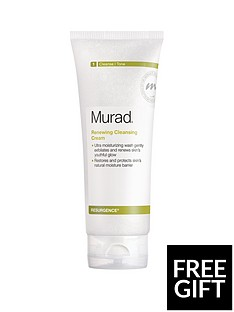 murad-resurgence-renewing-cleansing-cream-200ml