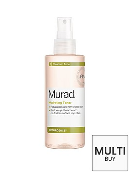 murad-free-gift-hydrating-toner-200mlnbspamp-free-murad-favourites-set