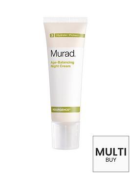murad-free-gift-resurgence-age-balancing-night-cream-50mlnbspamp-free-murad-skincare-set-worth-over-pound55