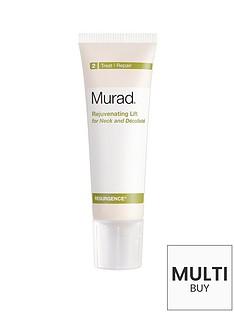murad-free-gift-resurgence-rejuvenating-lift-for-neck-and-decollete-50mlnbspamp-free-murad-skincare-set-worth-over-pound55