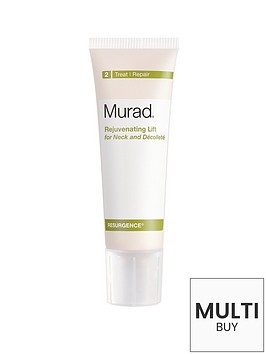 murad-free-gift-resurgence-rejuvenating-lift-for-neck-and-decollete-50mlnbspamp-free-murad-skincare-set-worth-over-pound55