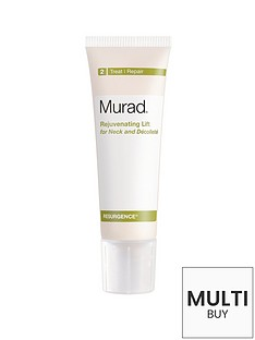 murad-resurgence-rejuvenating-lift-for-neck-and-decollete-50mlnbspamp-free-murad-peel-polish-amp-plump-gift-set