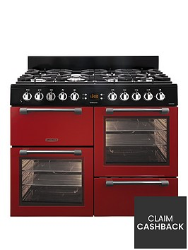 leisure-ck100f232r-100cm-dual-fuel-range-cooker-with-optional-connection-red