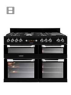 leisure-cs110f722k-cuisinemaster-110cm-dual-fuel-range-cooker-black