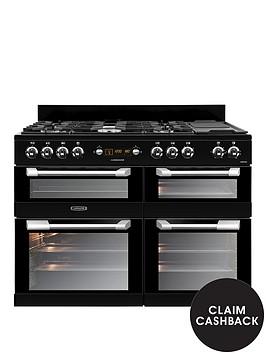 leisure-cs110f722k-cuisinemaster-110cm-dual-fuel-range-cooker-blacknbsp