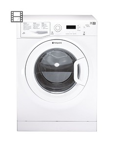 Hotpoint Aquarius WMAQF621P 1200 Spin, 6kg Load Washing Machine - White
