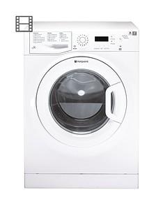 Hotpoint Aquarius WMAQF621P 1200 Spin, 6kg Load Washing Machine - White
