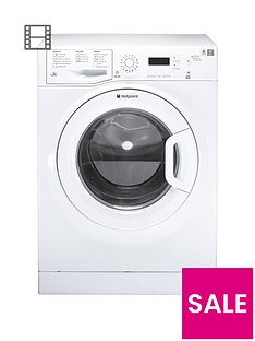 Hotpoint Extra WMXTF742P 7kg Load, 1400 Spin Washing Machine - White