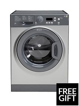 hotpoint-extra-wmxtf742g-1400-spin-7kg-load-washing-machine-graphite