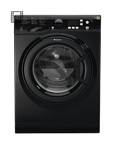 Hotpoint Extra WMXTF742K 7kg Load, 1400 Spin Washing Machine A++ Energy Rating - Black
