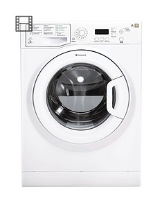 Hotpoint Aquarius WMAQF641P 1400 Spin, 6kg Load, Washing Machine - White
