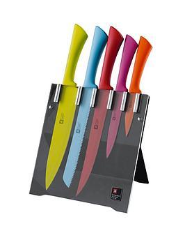 Richardson Sheffield Love Colour 5-Piece Knife Block Review thumbnail
