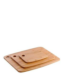 Mason Cash Set Of 3 Bamboo Chopping Boards Review thumbnail