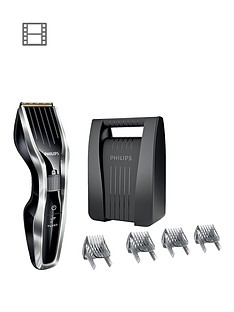 Philips Series 5000 Hair Clipper with Titanium Blades including Beard and Hair Combs - HC5450/83 Best Price, Cheapest Prices
