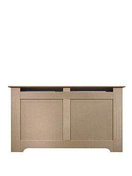 Adam Fires & Fireplaces 160Cm Unfinished Mdf Radiator Cover