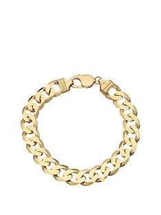 e9356fbc1d19a 9ct Yellow Gold | Bracelets | Gifts & jewellery | www.very.co.uk