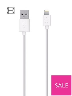 belkin-3m-charge-and-sync-cable-for-apple-iphone-and-ipad-white