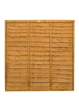 forest-6-x-6ft-trade-lap-fencenbsppanels-pack-of-7nbsp