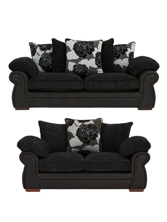 2b8ae5d43ab Andorra 3-Seater plus 2-Seater Sofa Set (Buy and SAVE!)