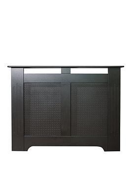 adam-fires-fireplaces-160cm-black-textured-radiator-cover