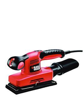 black-decker-ka320eka-gb-240-watt-variable-speed-sander-with-carry-case