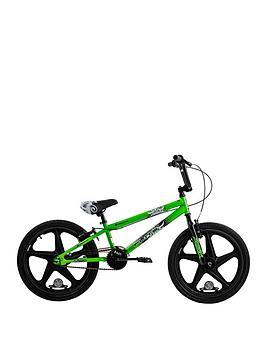 Flite Panic Mag Wheel Boys Bmx Bike 11 Inch Frame