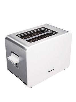 panasonic-nt-dp1wxe-2-slice-toaster-white