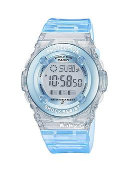 casio-blue-strap-digital-ladies-watch