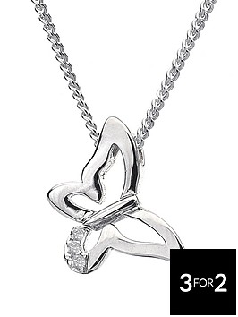 hot-diamonds-sterling-silver-and-diamond-flutter-butterfly-pendant