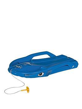 rolly-toys-snow-shark-sledge
