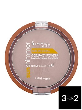 rimmel-sunshimmer-compact-bronzer-light-matte