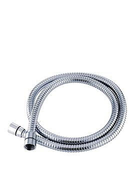 triton chrome shower hose gay times. Black Bedroom Furniture Sets. Home Design Ideas