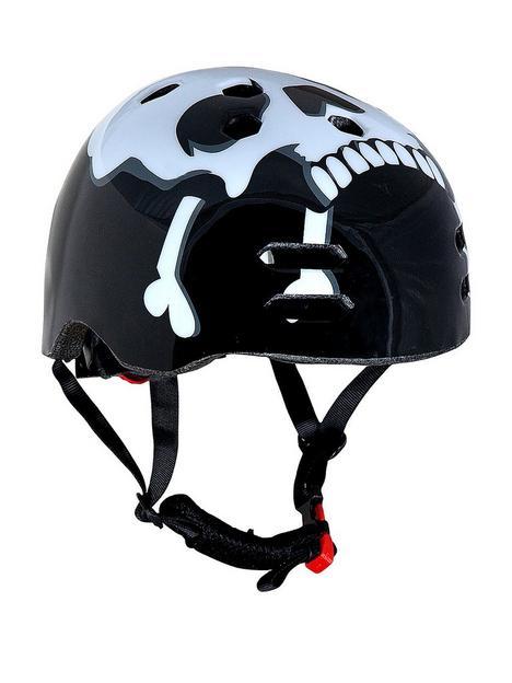 sport-direct-skull-and-cross-bones-bmx-helmet-55-58-cms