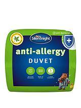 7.5 Tog Anti-Allergy Duvet