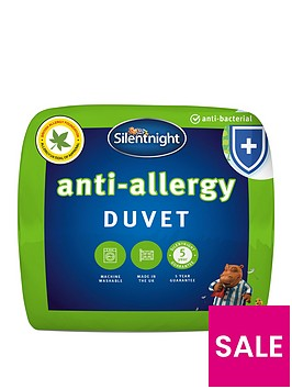 silentnight-75-tog-anti-allergy-duvet