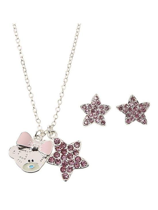 Lower Price with Me To You Tatty Teddy Earrings Costume Jewellery