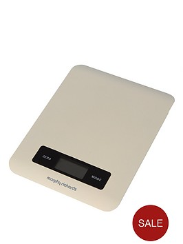 morphy-richards-electronic-kitchen-scales-cream