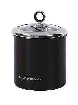 morphy-richards-large-storage-canister-black