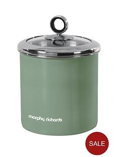 morphy-richards-large-storage-canister-sage