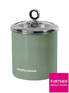 morphy-richards-large-storage-canister-sage
