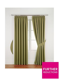woven-pleated-blackout-curtains