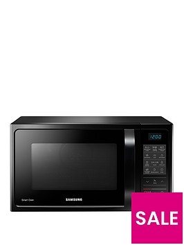 samsung-mc28h5013akeu-28-litre-combination-microwave-with-3-year-samsung-parts-and-labour-warranty-black