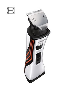Philips QS6141/33 3 in 1 Style Shaver, Dual End Shave & Trimmer