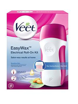 Photo of Veet easywax electrical roll on waxer - sensitive