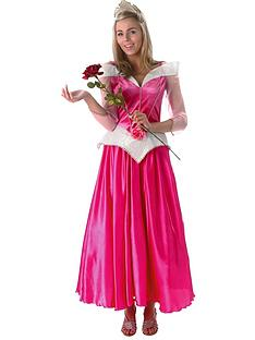 Disney Princess Sleeping Beauty  Ladies Adult Costume