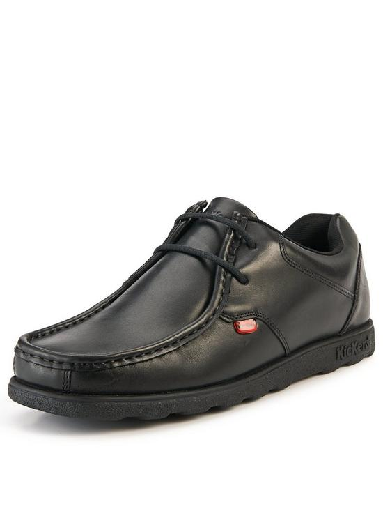 on sale 6d623 f93c8 Kickers Fragma Mens Lace-Up Shoes