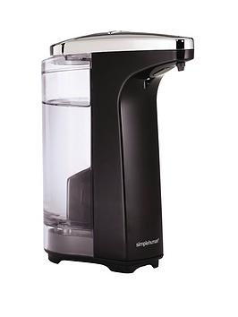simplehuman-sensor-soap-pump-ndash-black